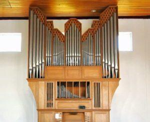 berg & wendt orgel in kerk. centr. Het Octaaf