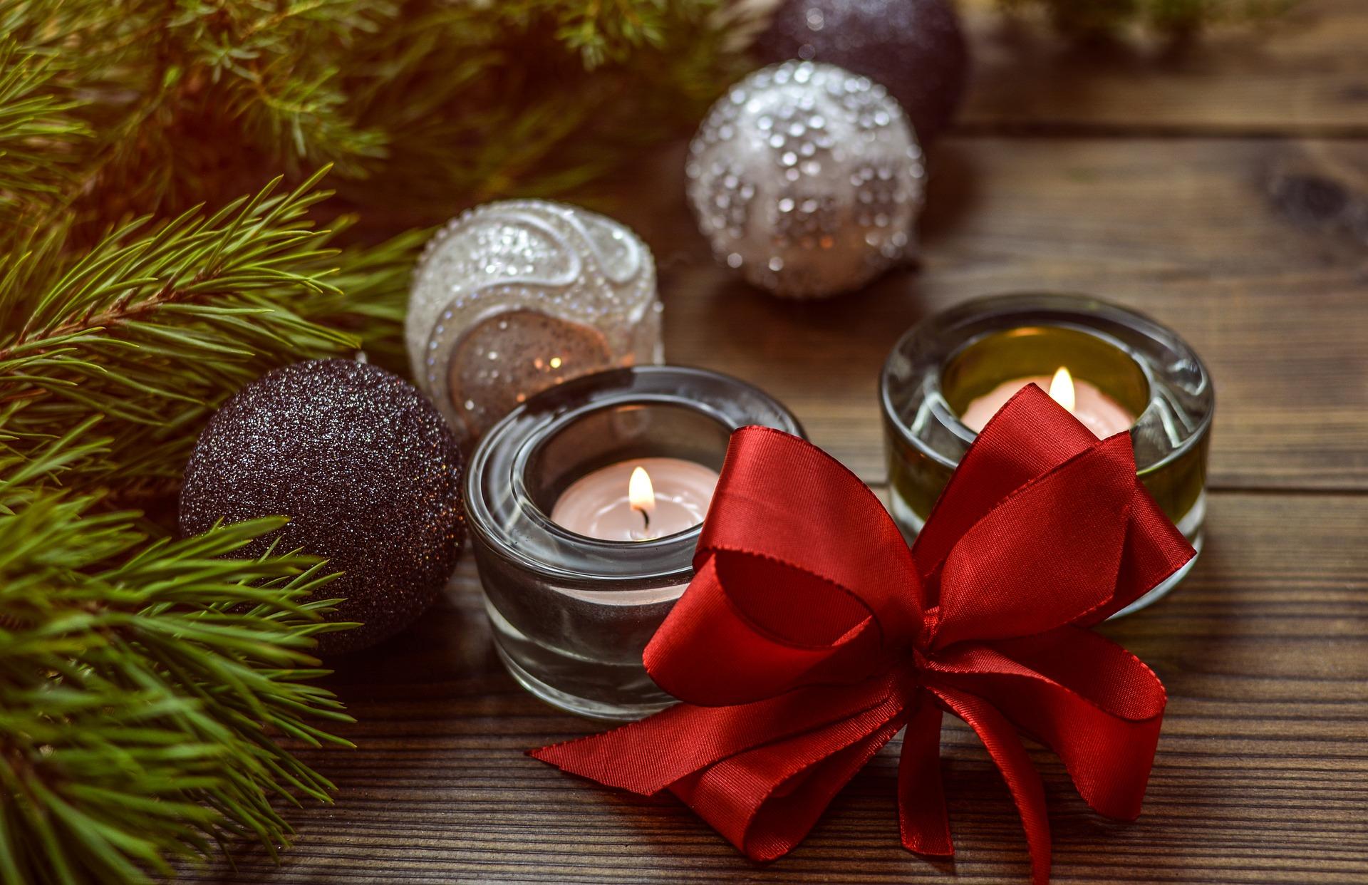 kerstlichtjes