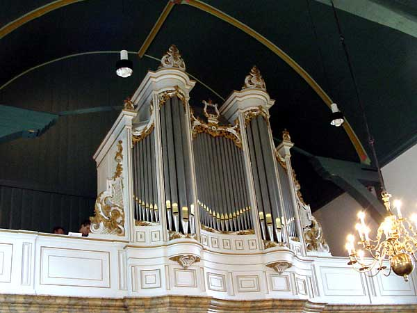 orgel dorpskerk zwaag