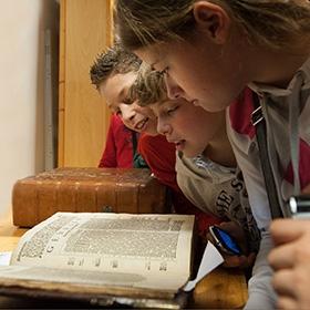 kids met bijbel