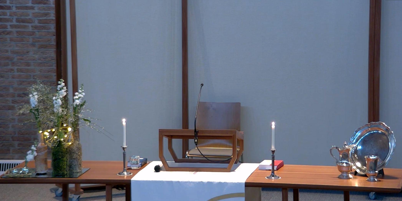 liturgie wit kleed